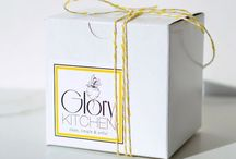 glory kitchen / a company committed to creating clean, simple and artful foods & gifts