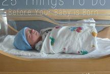 Pregnancy - Preparing for Baby