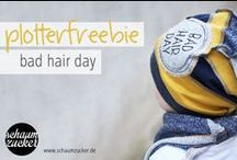 bad hair day - Freebie - schaumzucker