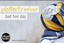 bad hair day - Freebie - schaumzucker
