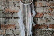 Bohemian Decor by Ellison James / Dream Catchers, Macrame Wall Hangings, Boho Home • www.ellisonjamesdesigns.com