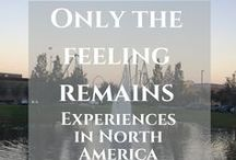North America / Read my latest posts about travel in Nort America and find more inspiring stories and useful hacks from travelers. Let's explore amazing destinations in NorthAmerica. | USA https://thefeelingremains.com/destinationsandmore/north-america/