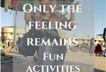 Funny things to do / Find the best things to do while you are traveling and exploring amazing destinations. Fun and crazy things from all around the World | Travel https://thefeelingremains.com/destinationsandmore/