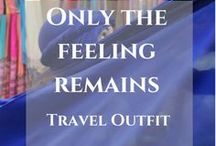 Travel outfit / Tips and ideas on what to wear when you travel | Travel outfit | Fashion