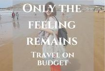 Travel on budget / Follow this table to find tips and hacks on budget traveling | Travel | Affordable Travel
