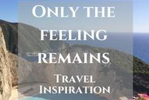 Travel inspiration / Feed your wanderlust and be inspired by amazing stories from travelers | Travel inspiration