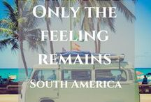 South America / Find some inspiring stories and useful tips on travel in South America. Let's explore amazing destinations in South America.