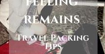 What/How to pack / What you should pack for a trip and how to do it in the most effective way. Be packing queen!  | Travel | Travel tips | Travel packing tips|