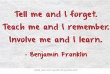 Teaching + Learning Ideas
