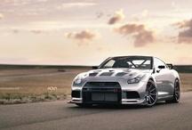 Nissan / by GT-R Zilla