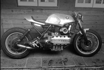 Motorcycles / by GT-R Zilla