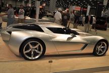 Corvette Concepts / by GT-R Zilla
