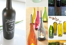Upcycle that Wine Habit! / How to reuse all those corks and bottles you have around the house.