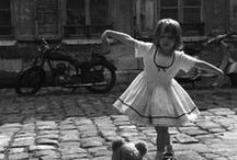 """Youth & Play / """"Childhood is measured out by sounds and smells and sights, before the dark hour of reason grows."""" - John Betjeman"""