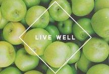 G O | V E G A N / Eat well. Work hard. Be happy.