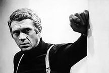 Steve McQueen / Pictures of the King of Cool.