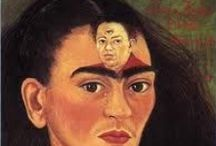 Diego and Freda / Art works by Diego Rivera and Freda Kahlo