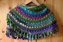 Crochet : Shawls