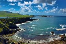 Ring of Kerry / The Ring of Kerry is a 178km looped route which brings you on a journey of some of our most beautiful scenery in Ireland!