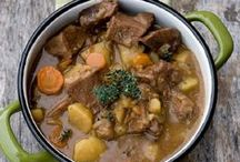 Bia Blasta / Some tasty Irish food which is a must-try when you visit us in Ireland!
