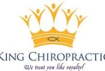 King Chiropractic Office / Welcome to King Chiropractic!