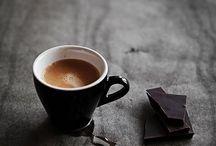 Coffee and Chocolate..!