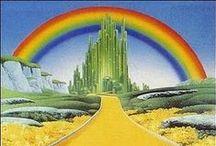 Movies & Musical - The Wizard of Oz / ~There's no place like home~ ~A tua casa é onde estás~
