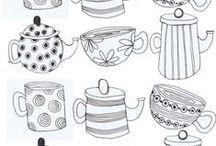 Chá / ~O que é a vida sem uma gota de chá?~ ~Para tudo e para todos sem fazer mal a ninguém!~