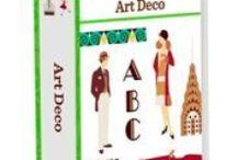 Art Deco Cartridge