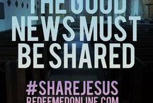ShareJesus / #ShareJesus project Lent 2015