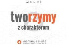 portfolio web design / portfolio by mortumus studio
