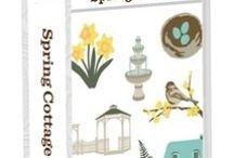 Spring Cottage Cartridge