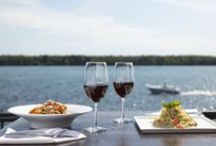 Culinary in Niagara Falls USA / Culinary delights await you in Niagara Falls USA! Check out all these hot spots for dining.