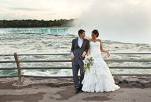 Weddings, Honeymoons & Romance / Niagara Falls USA has long been known for being the Honeymoon Capital of the World and we still are! With such a scenic backdrop there is no better place to tie the knot, or celebrate your love than Niagara Falls USA!