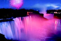 Light up Niagara Falls USA!