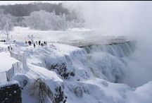 Winter Wonderland / What is there to see and do during the winter months in Niagara Falls USA?