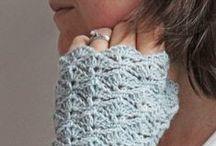 Crochet : gloves & mittens
