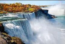 Photography of Niagara Falls USA
