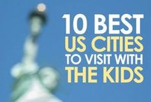 Traveling with the Kids / Travel tips, tricks, hack and places to stop in Niagara Falls USA when with kids
