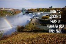 Suggested Itineraries in Niagara Falls USA / How to make the most of your time in Niagara Falls USA