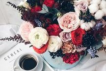 Beautiful Blooms / Floral heaven - for every part of your day