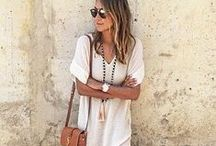 Summer Style / Beat the heat while looking hot