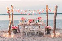 Destination Weddings / Sun, sand and sea