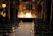 Industrial Soiree / Warehouse weddings where elegance meets edge