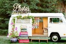 Photo Booth Fun / Photo booths and props for your special day