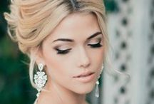 Pretty Fabulous / Fresh make up looks for the blushing bride