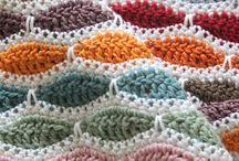 Esquemas y puntos de crochet