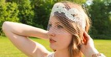 The Cats Meow Collection by Happily Ever Headwear / Indulge in the elegance and excitement of the roaring twenties with a bridal headband shaped by the women who earned the right to vote, flaunted prohibition, danced to the Charleston, and changed women's fashion forever.