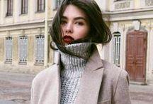 ✘ Fall & Winter Fashion / Fall & Winter Fashion Inspiration for Women.
