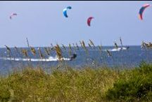 Hatteras Experience / Beautiful scenery. Family fun. Island art. These are just some of the things that create the Hatteras Experience.